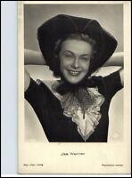~ 1950/60 Porträt-AK Film Bühne Theater Schauspielerin ILSE WERNER Foto-Verlag