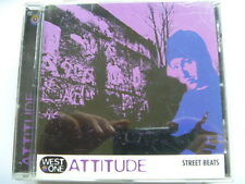 ATTITUDE WEST ONE RARE LIBRARY SOUNDS MUSIC CD