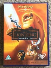 Disney Classic No. 32: The Lion King (2 disc Special Edition) DVD
