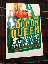 SAVE BIG MONEY: SUPERSHOP LIKE THE COUPON QUEEN BOOK