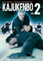 Kajukenbo Vol. 2 - Self Defense Hawaiian Kenpo Method by Luis & Jonathan Diaz