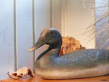 Chic Antique Altfranzösische Deko Ente