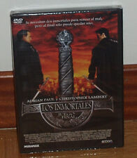 THE IMMORTALS - SET FINAL - DVD - NEW - SEALED - ACTION R2