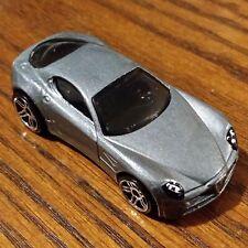 Alfa Romeo 8C Competizione (Dark Grey) - Multipack Exclusive - Hot Wheels Loose