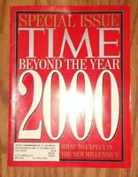Time Magazine - Fall 1992 - Special Issue Beyond The Year 2000 New Millennium S2