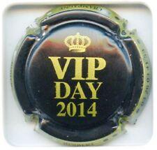 CAPSULES DE CHAMPAGNE  HERBERT DIDIER VIP 2014 N°168