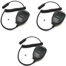 3PCS Original Baofeng altavoz micrófono para UV-9R Plus BF-A58 BF-9700 Radio Micrófono
