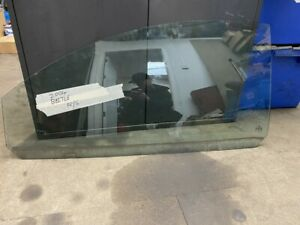 VW VOLKSWAGEN BEETLE 1998-2010 HATCH NEARSIDE PASSENGER SIDE DOOR WINDOW GLASS