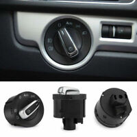 5ND941431B Headlight Switch Fits VW Golf Jetta Tiguan MK5 MK6 Passat Black