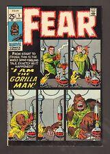 Fear #5 I Am The Gorilla Man (8.0)