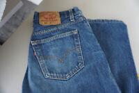levis levi´s 501 Herren Men Jeans Hose W34 L32 34/32 stonewashed blau TOP C2