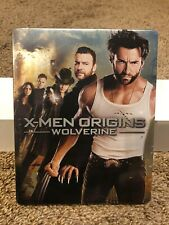 **SEALED** X-Men Origins: Wolverine Blu-Ray Steelbook/Metalpak