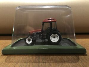 Hachette Scale Model Tractor 1/43 Diecast NEW HOLLAND TNF 90 DT - 1997 MINT