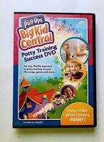 Huggies Pull Ups Big Kid Central Potty Training Success DVD  Free Shipping