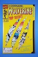 Wolverine #50 Anniversary Special Die-Cut Cover Marvel Comics 1992 Larry Hama