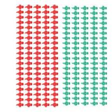 200pcs 180 ° e 360 ° micro spruzzatore di nebulizzatori per