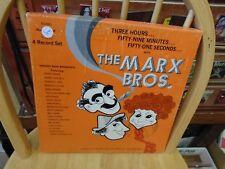 The Marx Bros [Dinah Shore Gary Cooper Bing Crosby] 4x LP Murray Hill VG+