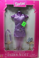 Barbie, Fashion Avenue, # 16952 - Lavender Jumper and Top- Nrfb