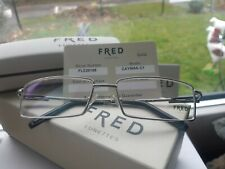 Eyewear frame fred caymanc1 serial nm fle20109  monture made in France never use