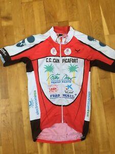 CC Can Picafort Mallorca Cycling Taymory Bib Shorts & Jersey Medium
