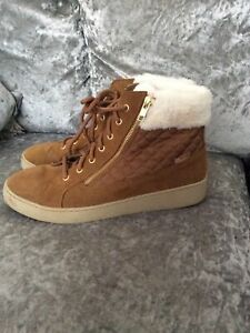 * skechers high tops Trainers Goldie Style Uk 7 Eur 40