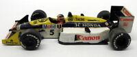 Unbranded 1/43 Scale Plastic - 17OCT17J Williams Honda #5 Model F1 Car