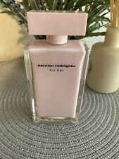Narciso Rodriguez For Her Eau de Parfum 100ml EDP Spray Brand New UNSEALED