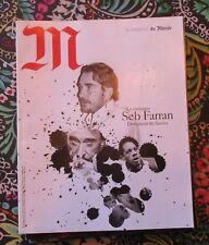 Le magazine du MONDE  10-2015 / Marine VACTH rebelle nature ! Rue MYRHA