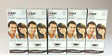 Lot x 5 Godefroy 28 Days Touch Ups Perm Hair Color Men Women Med Brown 4 app A8