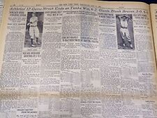 1931 MAY 27 NEW YORK TIMES - ATHLETICS 17 GAME STREAK ENDED - NT 3951
