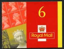Great Britain 2001 £1.62 Queen Victoria booklet Sg# Mb2 Nh