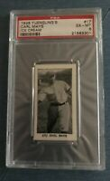 EXTREMELY RARE 1928 Yuengling's Ice Cream Carl Mays PSA EX-MT 6