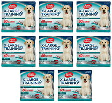 Simple Solution Training Pads for Dogs, Extra Large, 50 Count, 8 Pack
