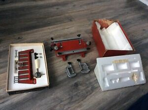 ARCOY VINTAGE DOVETAILER JIG AND CLAMPS