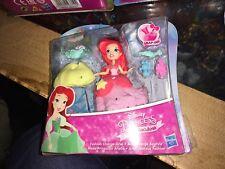 Disney Princess Fashion MODIFICA Little Kingdom Ariel 3 in (ca. 7.62 cm) bambola di 4+ anni