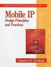 Mobile Ip by Charles E. Perkins (1997, Hardcover)