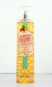 Lemon Pomegranate Cream - Fragrance Mist 8oz - B&BW - Fast Shipping in US!