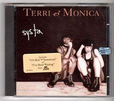 (GY236) Terri & Monica, Systa - 1993 CD