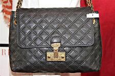 MARC JACOBS BAROQUE BLACK XLARGE SINGLE SHOULDER BAG  MSRP$1,200