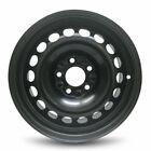 15 Inch New Steel Wheel Rim For 2004-2008 Chevy Malibu 15x6.5 In 5 Lug Black
