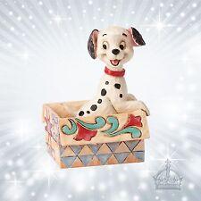 Lucky Jim Shore 101 Dalmatiens Mini personnage disney collection chien dog 4054287