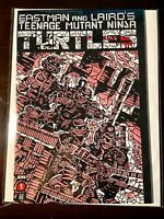 TEENAGE MUTANT NINJA TURTLES 1 SHATTERED VARIANT LTD 3K *SAME DAY SHIPPING