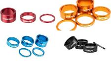 KCNC KIT 1''1/8 ROUGE 3/5/10/14/20 MM Standard spacer headset  cycling  gold red