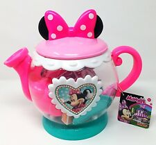 Minnie Mouse Teapot Tea Party Play Set Kids Pretend Play Girls