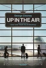 UP IN THE AIR - Movie Poster Flyer - 11X17 - GEORGE CLOONEY