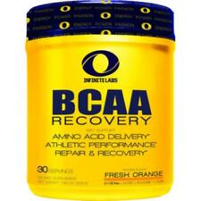 New Infinite Labs BCAA Recovery, Raspberry Lemonade Flavour, 30 Servings