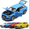 1:32 Scale Audi RS6 Quattro Avant Diecast Alloy Metal Luxury Model Pull Back Toy