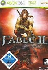XBOX 360 FABLE 2 II * ACTION RPG * DEUTSCH * Neuwertig
