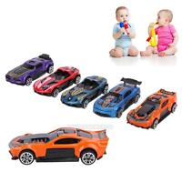 5Pcs/Lot 1:64 Scale Diecast Alloy Racing Car Models for Kids Children Toy Gift