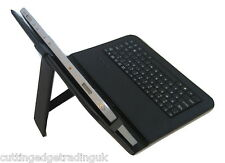 "Micro USB Keyboard Case Per 10.1 ""Tablet Android. apportare le scheda un netbook. UK"